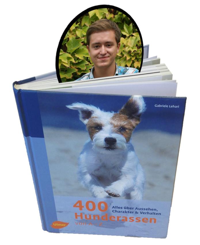 Mein erstes Buch 400 Hunderassen von A-Z