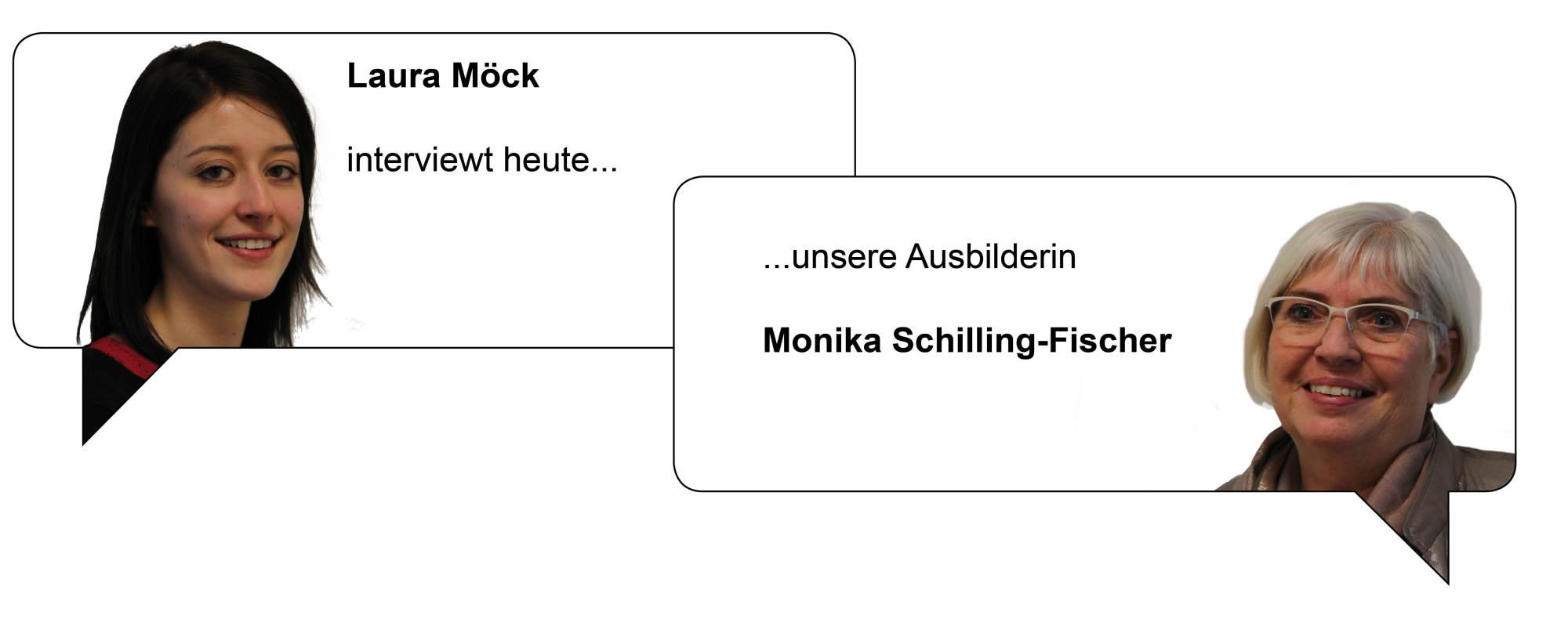 Unsere Ausbilder - Frau Schilling-Fischer