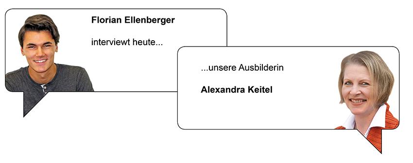 Unsere Ausbilder Alexandra Keitel